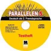 Раrallelen 5: Tests mit Audio-CD - фото обкладинки книги