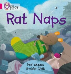 Rat Naps - фото книги