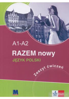 Робочий зошит Razem nowy A1-A2