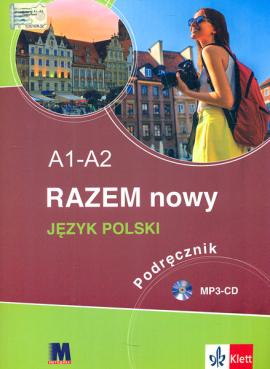 Підручник Razem nowy Podrcznik A1-A2+МР3-CD