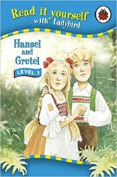 Read It Yourself: Hansel and Gretel - Level 3 : Read It Yourself - фото обкладинки книги
