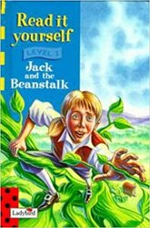 Read It Yourself: Jack and the Beanstalk book and CD : Read It Yourself Level 3 - фото обкладинки книги