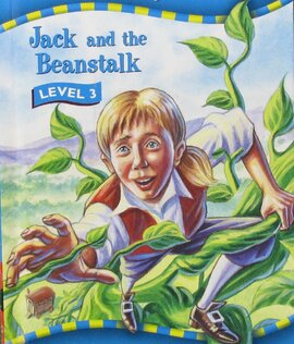 Read It Yourself: Jack and the Beanstalk - Level 3 : Read It Yourself - фото книги