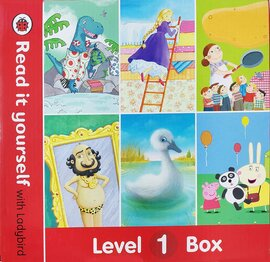 Read it yourself Level 1 box - фото книги