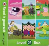 Read it yourself Level 2 box - фото обкладинки книги