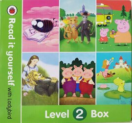 Read it yourself Level 2 box - фото книги