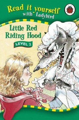 Read It Yourself: Little Red Riding Hood book and CD : Read It Yourself Level 2 - фото книги
