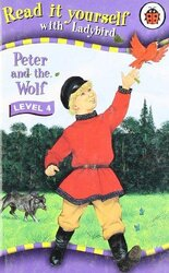 Read It Yourself: Peter & the Wolf - Level 4 : Read It Yourself - фото обкладинки книги