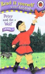 Read It Yourself: Peter & the Wolf - Level 4 : Read It Yourself - фото обкладинки книги