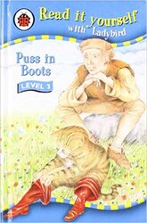Read It Yourself: Puss in Boots - Level 3 : Read It Yourself - фото обкладинки книги
