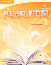 Read This! 1 Student's Book with Free Mp3 Online - фото обкладинки книги