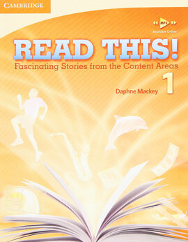 Read This! 1 Student's Book with Free Mp3 Online - фото книги