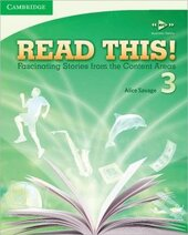 Read This! 3 Student's Book with Free Mp3 Online - фото обкладинки книги