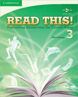 Read This! 3 Student's Book with Free Mp3 Online - фото книги