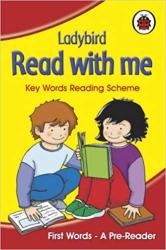 Read With Me First Words - фото обкладинки книги