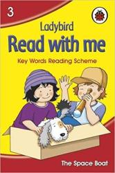 Read with Me The Space Boat - фото обкладинки книги