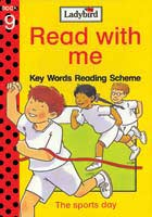 Read with Me The Sports Day - фото книги