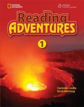 Reading Adventures 1. Student Book - фото обкладинки книги