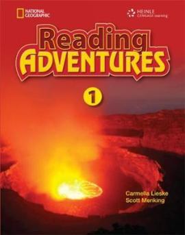 Reading Adventures 1. Student Book - фото книги