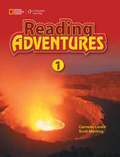 Reading Adventures 1. Teacher Guide - фото обкладинки книги