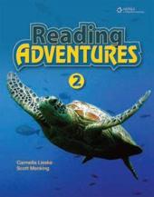 Reading Adventures 2. CD / DVD - фото обкладинки книги