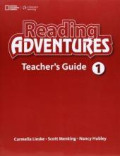 Reading Adventures 2. Teacher Guide - фото обкладинки книги
