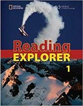 Reading Explorer 1: Classroom Audio CD - фото обкладинки книги