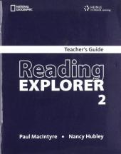 Reading Explorer 2: Teacher Guide - фото обкладинки книги