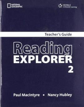 Reading Explorer 2: Teacher Guide - фото книги
