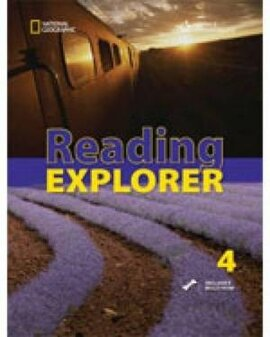 Reading Explorer 4 with Student CD-ROM - фото книги
