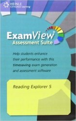 Reading Explorer 5: Assessment CD-ROM - фото обкладинки книги