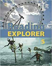 Reading Explorer 5: DVD - фото книги