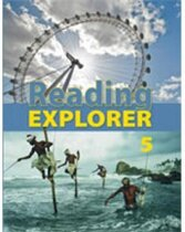 Посібник Reading Explorer 5 with Student CD-ROM