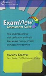 Reading Explorer All Levels: Examview Assessment CD-ROM - фото обкладинки книги