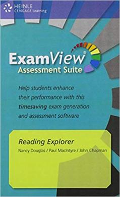 Reading Explorer All Levels: Examview Assessment CD-ROM - фото книги