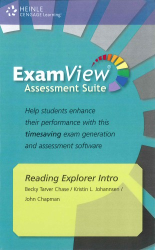 Посібник Reading Explorer Intro Assessment CD-ROM