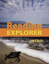Аудіодиск Reading Explorer Intro Level
