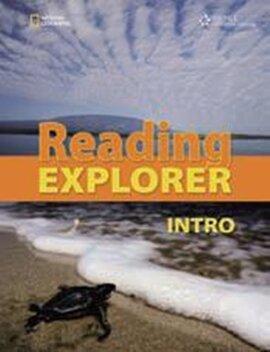 Аудіодиск Reading Explorer Intro Level