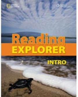 Посібник Reading Explorer Intro with Student CD-ROM