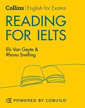 Reading for IELTS. Collins English for Exams 2nd Edition - фото обкладинки книги