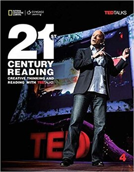 Reading with Ted Student Book 4 - фото книги