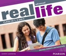 Real Life Advanced Class Audio CD (аудіодиск) - фото книги
