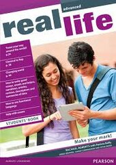 Real Life Advanced Student Book  (підручник) - фото обкладинки книги