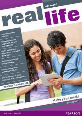 Real Life Advanced Teacher's Book (книга вчителя) - фото книги