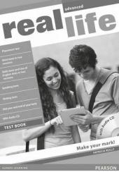 Real Life Advanced Testbook + CD - фото обкладинки книги