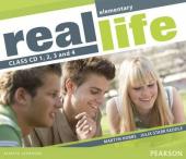 Real Life Elementary Class Audio CD (аудіодиск) - фото обкладинки книги