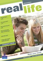 Real Life Elementary Student Book (підручник) - фото обкладинки книги