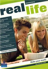 Real Life Elementary Teacher's Book (книга вчителя) - фото обкладинки книги