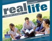 Real Life Intermediate Class Audio CD (аудіодиск) - фото обкладинки книги