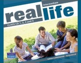 Real Life Intermediate Class Audio CD (аудіодиск) - фото книги